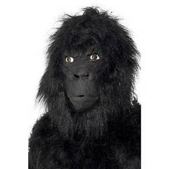 Máscara Gorila