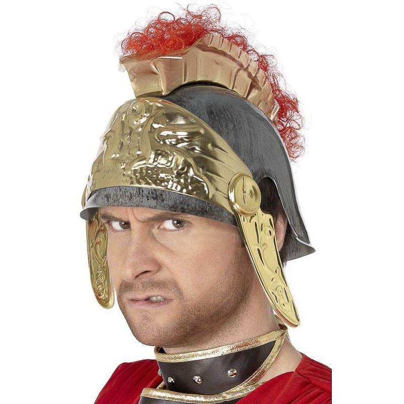 Casco soldado romano plástico