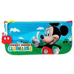 Estuche portatodo Mickey plano