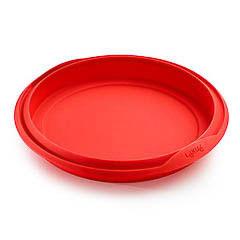 Molde silicona desmontable Tarta Tatin y plato de cerámica