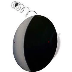 Radio para la ducha modelo UFO negra