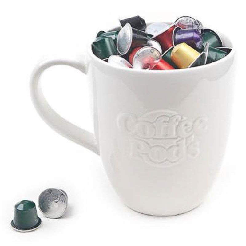 Taza de café extra grande cerámica