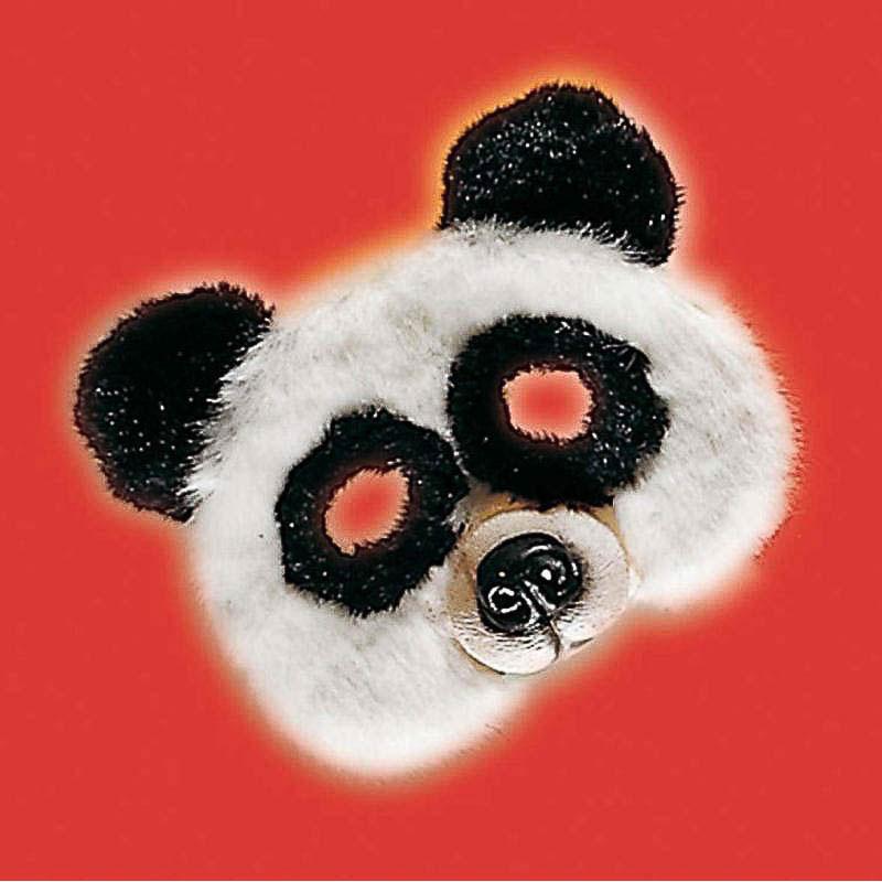 Careta osito panda
