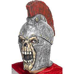 Máscara esqueleto centurión romano