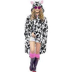 Capa Chubasquero poncho modelo Vaca - Ítem