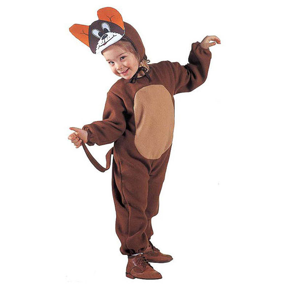 disfraz ratn infantil