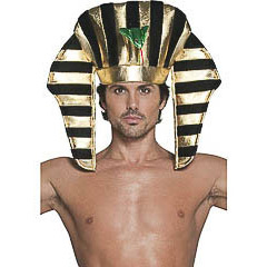 Tocado de egipcio