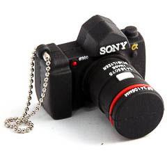 Memoria USB cámara fotos Sony a900 8GB