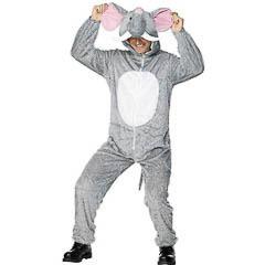 Disfraz elefante