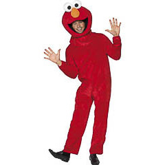 Disfraz Elmo, Barrio Sésamo