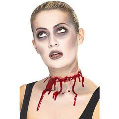 Maquillaje heridas adhesivo látex
