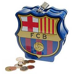 Hucha escudo Barcelona F.C.