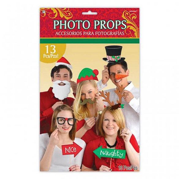 Accesorios Photocall Navidad
