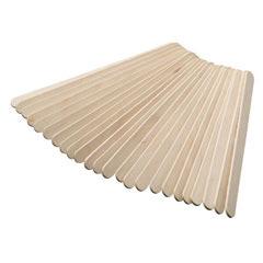 Palitos planos para helados de madera 14,00 cm, Pack 24 u.