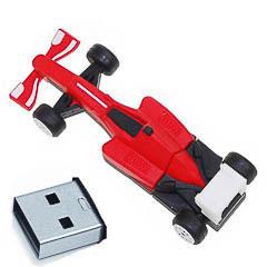 Memoria USB coche fórmula 1 8 GB