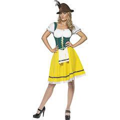 Disfraz bávara tirolésa, Alemana, Oktoberfest