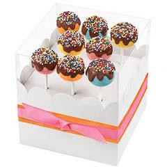 Caja para Cake Pops Wilton