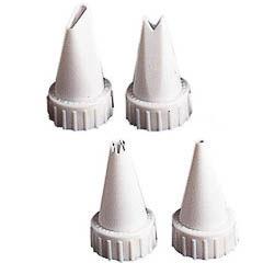 Set 4 boquillas plástico Wilton