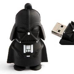 Memoria USB Guerra de las Galaxias, Darth Vader 16GB