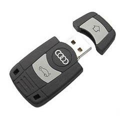 Memoria USB llave coche Audi 8GB
