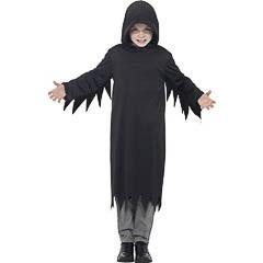 Disfraz muerte negro infantil