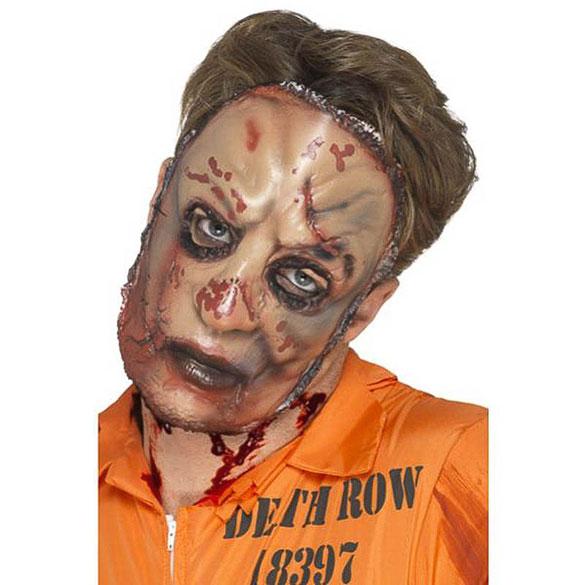 Careta zombie ensangrentada