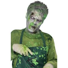 Sangre verde de alienígena