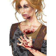 Sangre seca