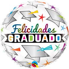 Globo Felicidades Graduado