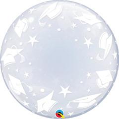 Globo burbuja Graduación