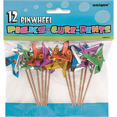 Pinchos decorativos, Pack 12 u.