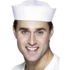 Gorra marinero talla única