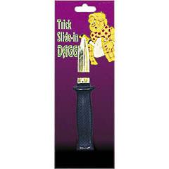 Cuchillo daga falso