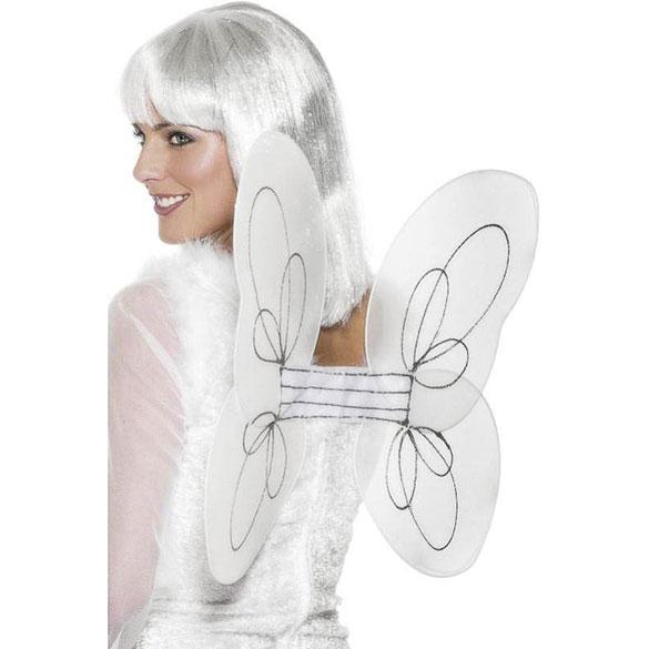 Alas ángel blancas