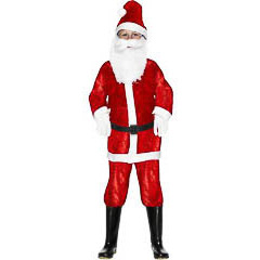 Disfraz Papá Noel infantil