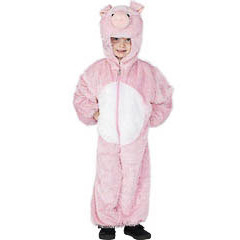 Disfraz cerdo infantil