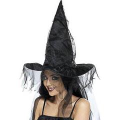 Sombrero bruja adulto