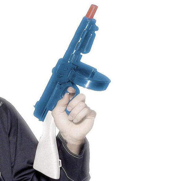 Ametralladora tipo gangster