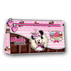 Estuche escolar Minnie Mouse