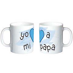 Taza yo quiero a mi Papá