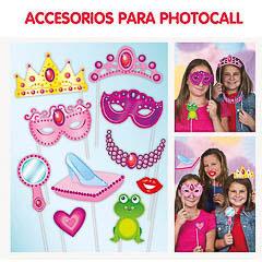 Accesorios Photocall fiesta Princesas