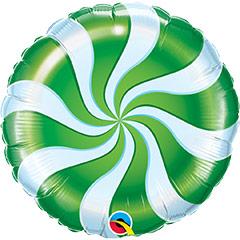 Globo Caramelo verde