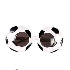 Gafas modelo balón de futbol