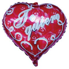 Globo Corazón Te Quiero