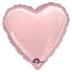 Globo Corazón rosa