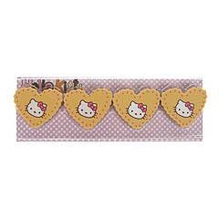 Pack 4 gomas de borrar Hello Kitty