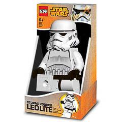 Figura Lego Storm Tooper, articulable con Luz Led