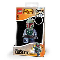 LLavero Lego Boba Fett