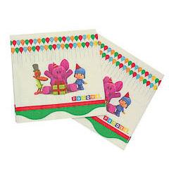 Pack 20 servilletas 33 x 33 cm