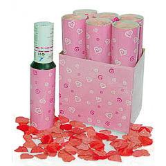 Lanzador de pétalos de rosas 30 cm